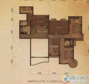 东方名城0室0厅0卫398平方米户型图