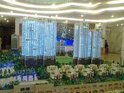 江景郦城沙盘图