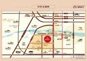 翡翠滨江交通图