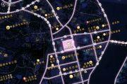三汇玫瑰花城交通图