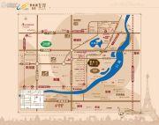 碧桂园豪进左岸交通图