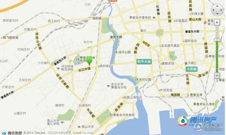 诸城市南岭动物园地图
