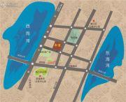 夏威夷城市广场交通图