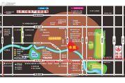 四川煤田光华之心交通图