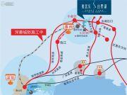 雅居乐白鹭湖交通图