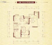 恒大名都3室2厅2卫119平方米户型图