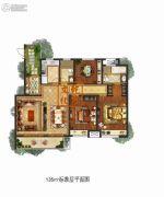 绿地・骊山花城0平方米户型图