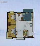 恺悦豪庭2室1厅1卫0平方米户型图