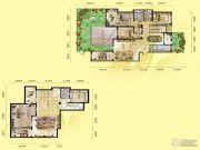 乾瑞・嘉山墅3室1厅2卫0平方米户型图