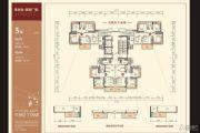 佳兆业・前海广场77--87平方米户型图