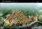 福星・御景城规划图