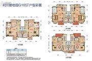 利川碧桂园5室2厅2卫250平方米户型图