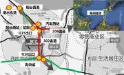 烟台五洲国际商贸城交通图