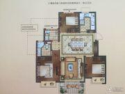 正荣悦岚山3室2厅2卫93平方米户型图
