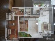 国电金海域4室2厅2卫144--147平方米户型图