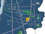 恒生碧水龙庭交通图