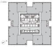 招商局广场1室1厅1卫0平方米户型图