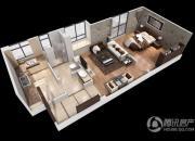 太奥广场住宅0室0厅0卫0平方米户型图