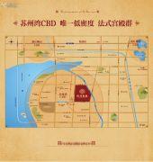 枫丹壹�交通图