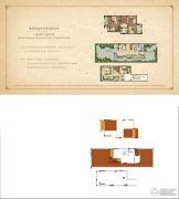 华宇天宫花城4室2厅3卫118平方米户型图