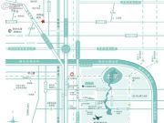 正弘中央公园交通图