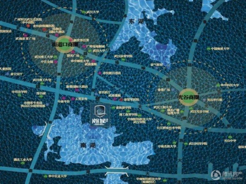 城投瀚城交通图