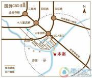 天鹅堡悦湖交通图