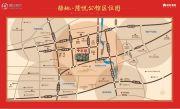 绿地・隆悦公馆交通图