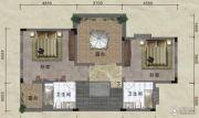 珀丽湾5室2厅5卫200--300平方米户型图