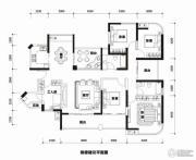 勤诚达22世纪4室2厅2卫0平方米户型图