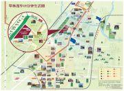 翠林漫步交通图