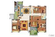 南京碧桂园6室2厅2卫245平方米户型图