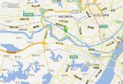 千禧城交通图