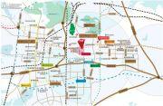 光谷金融中心交通图