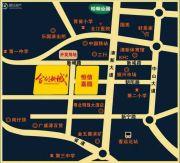 合创新城交通图