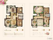 廊坊新世界花园0室0厅0卫286平方米户型图