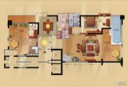 中广海岸5室2厅5卫0平方米户型图