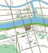 海伦堡・海伦湾交通图