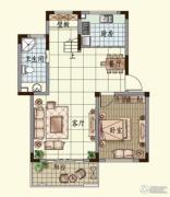观山名筑4室2厅3卫162平方米户型图