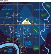 传化广场交通图