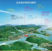 滨洲上城规划图