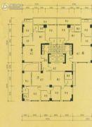 莲花明珠3室2厅2卫110--142平方米户型图