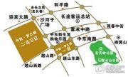 中凯梦之城交通图