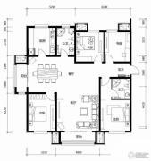 浅山香邑4室2厅2卫0平方米户型图