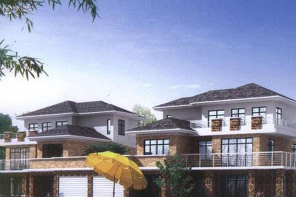 石柱山庄四期双拼别墅在售 价格5000元 平米