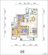 滨江观邸・纯水岸3室2厅2卫0平方米户型图
