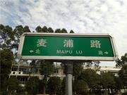 福晟中央美墅交通图