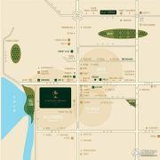 龙山广场交通图