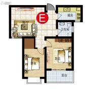 运和天成2室1厅1卫0平方米户型图