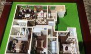 天房��山3室2厅2卫160平方米户型图